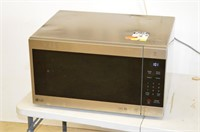 LG Microwave Oven - Stainless