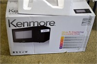 Kenmore Microwave Oven - Black