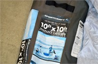 Sportcraft 10ftx10ft Instant Canopy