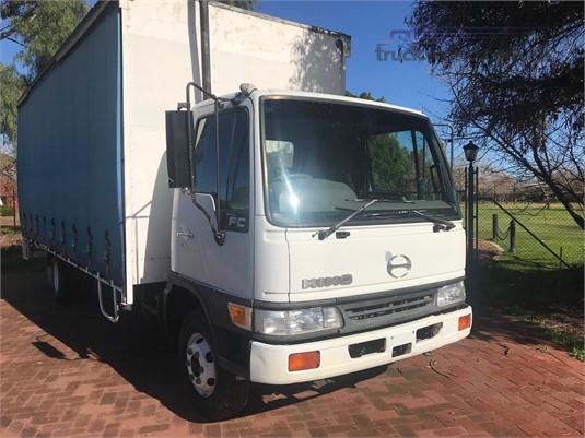 1997 Hino Ranger 5 FC - Trucks for Sale