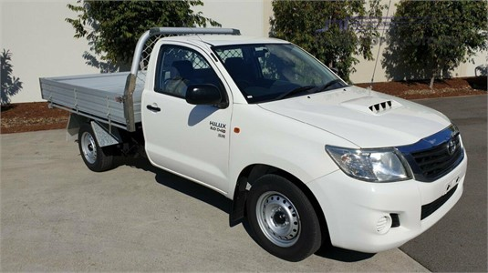 2014 Toyota Hilux Kun16r My14 Sr Light Commercial for Sale
