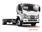 2017 Isuzu FSR 140 240 Cab Chassis