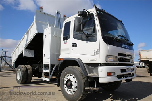2007 Isuzu FVR 950 Trucks for Sale