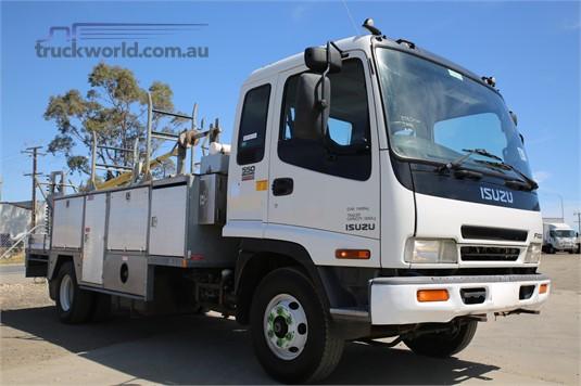 2004 Isuzu FRR 550 Trucks for Sale