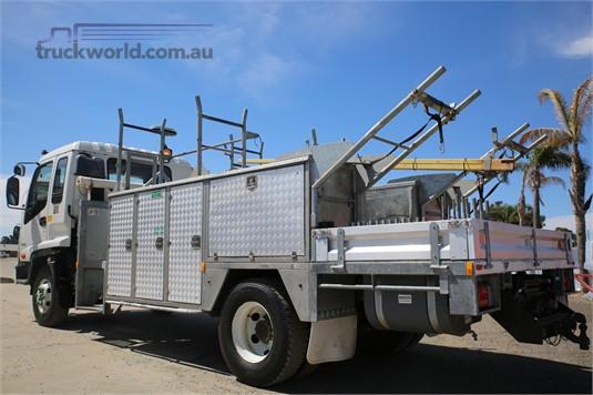 2004 Isuzu FRR 550 - Truckworld.com.au - Trucks for Sale