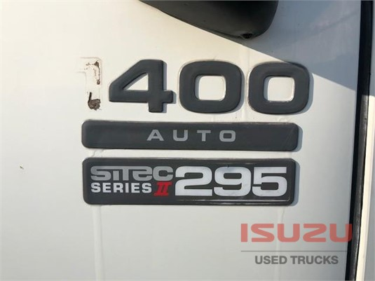 2008 Isuzu FVZ 1400 Used Isuzu Trucks - Trucks for Sale