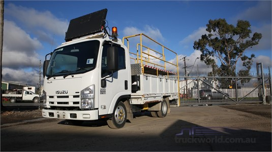 2010 Isuzu NLR 200 Trucks for Sale