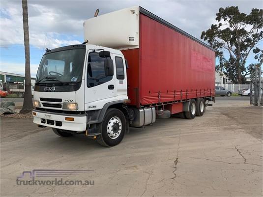 2004 Isuzu FVM 1400 Trucks for Sale