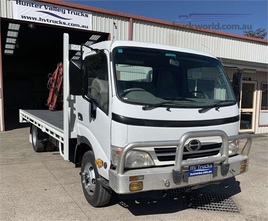 2009 Hino 300 Series 816 Medium - Trucks for Sale