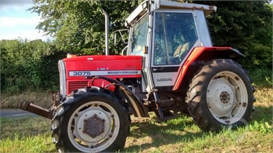 Used MASSEY-FERGUSON 3075 for sale in the United Kingdom - 2
