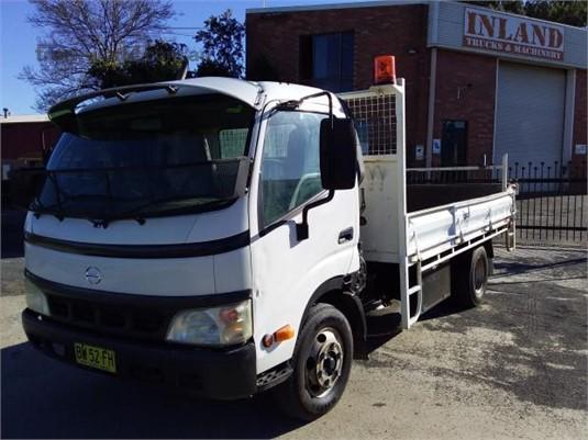 2003 Hino Dutro Trucks for Sale