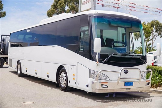 2019 Yutong Brumby Bus