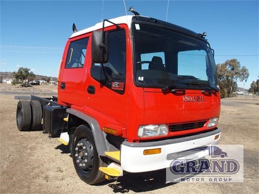 1999 Isuzu FTR 800 Dual Cab Grand Motor Group  - Trucks for Sale