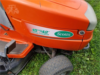 Scotts Riding Lawn Mowers For 2 Listings
