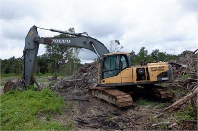 Volvo Excavators For Sale 1738 Listings Machinerytrader Com