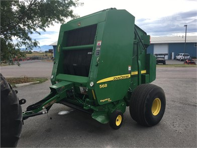 JOHN DEERE 568 For Sale - 170 Listings | TractorHouse com