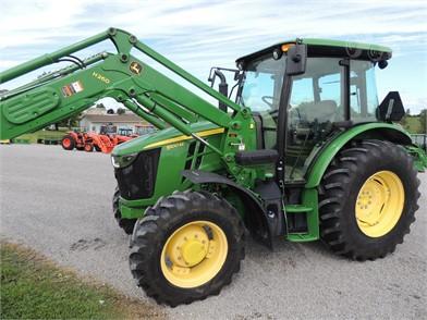 JOHN DEERE 5100M For Sale - 73 Listings | TractorHouse com