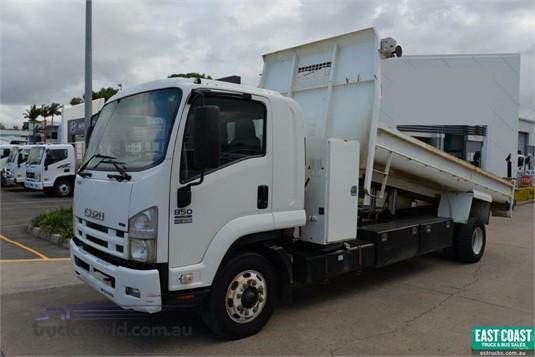 2009 Isuzu FSR 850 - Trucks for Sale