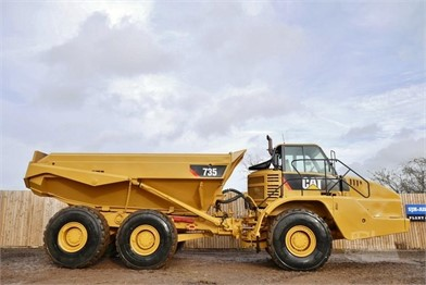 CATERPILLAR 735 For Sale - 78 Listings | MachineryTrader co