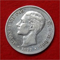 Weekly Coins & Currency Auction 8-30-19