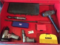Tools In Drawer - R Side Drawers