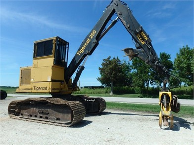 Log Loaders Forestry Equipment Online Auctions - 3 Listings