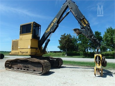 TIGERCAT Forestry Equipment For Sale - 409 Listings