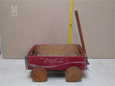 SHOW COCA COLA WAGON Other Items For Sale 1 Listings