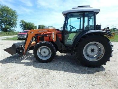 40 HP To 99 HP Tractors Online Auctions - 148 Listings