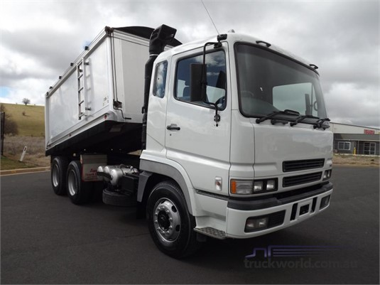 2008 Fuso FV - Trucks for Sale