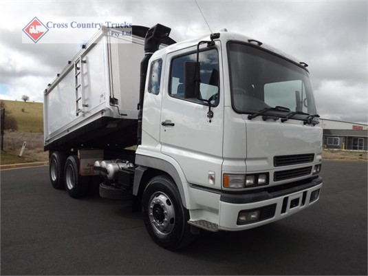 2008 Fuso FV Cross Country Trucks Pty Ltd  - Trucks for Sale