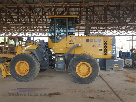 1900 SDLG other - Heavy Machinery for Sale