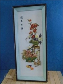 Very Unique Imported Chinese Shell Art Other Items For Sale