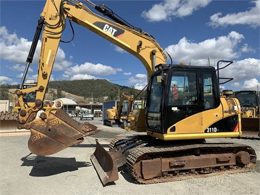 2010 Caterpillar 311DLRR - Heavy Machinery for Sale