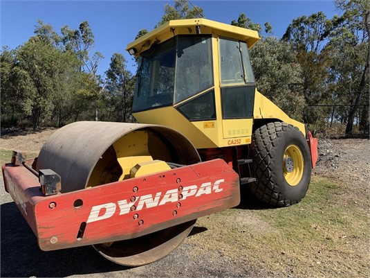 2008 Dynapac CA252D - Heavy Machinery for Sale