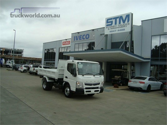 2019 Fuso Canter FE - Trucks for Sale