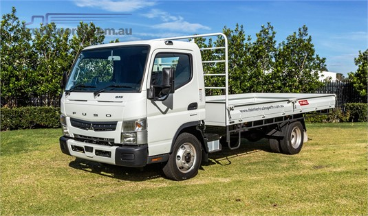 2019 Fuso Canter 815 Wide - Trucks for Sale