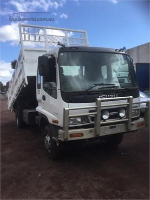 2003 Isuzu FRR 550 Hume Highway Truck Sales  - Trucks for Sale