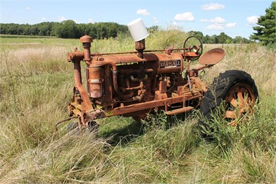 INTERNATIONAL Tractors Online Auctions - 73 Listings