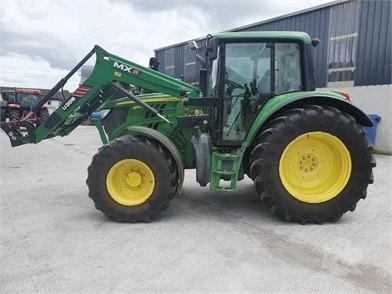 Used JOHN DEERE 6115M for sale in Ireland - 7 Listings