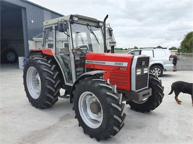 Used MASSEY-FERGUSON Farm Machinery for sale in Ireland