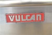 VULCAN COMMERCIAL STAINLESS STEEL 6 BURNER STOVE ,