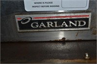 GARLAND STAINLESS GRIDDLE