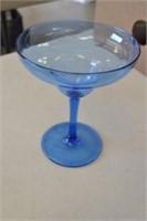 1 BOX 24 COUNT PLASTIC MARGARITA GLASSES