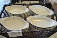LOT OF APPETIZER DISHES