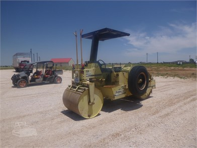 Smooth Drum Compactors For Sale In Texas - 373 Listings
