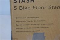 Critical Cycles Stash 5-Bike Floor Stand