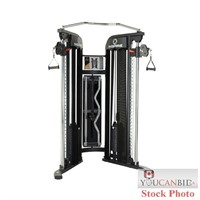 FT1 Black Frame Functional Trainer