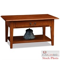 Favorite Finds Coffee Table - Medium Finish