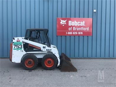 Bobcat Of Brantford >> Bobcat 753 For Sale 25 Listings Marketbook Ca Page 1 Of 1